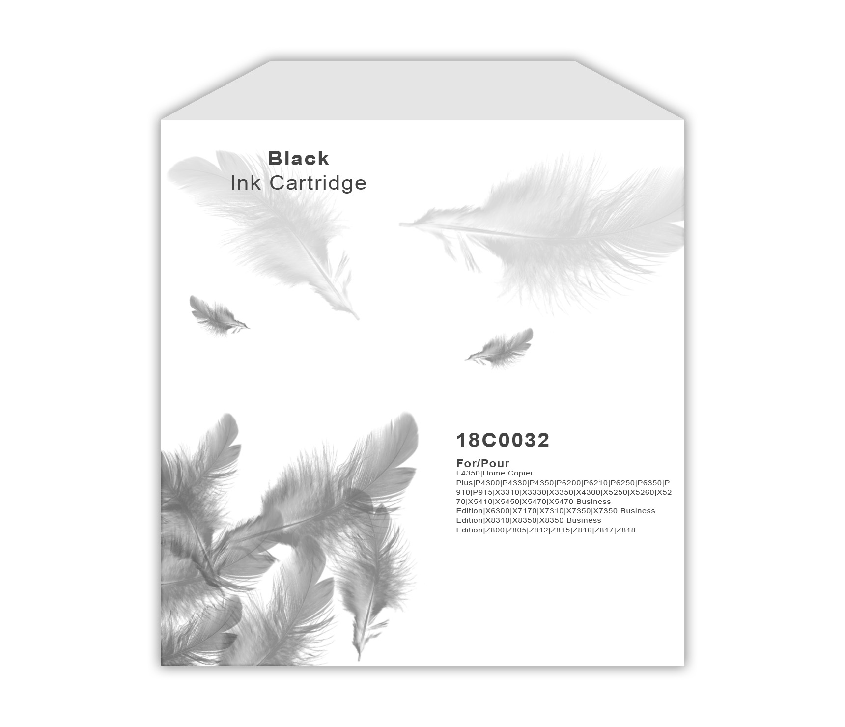 Lexmark No.32 Black Ink Cartridge