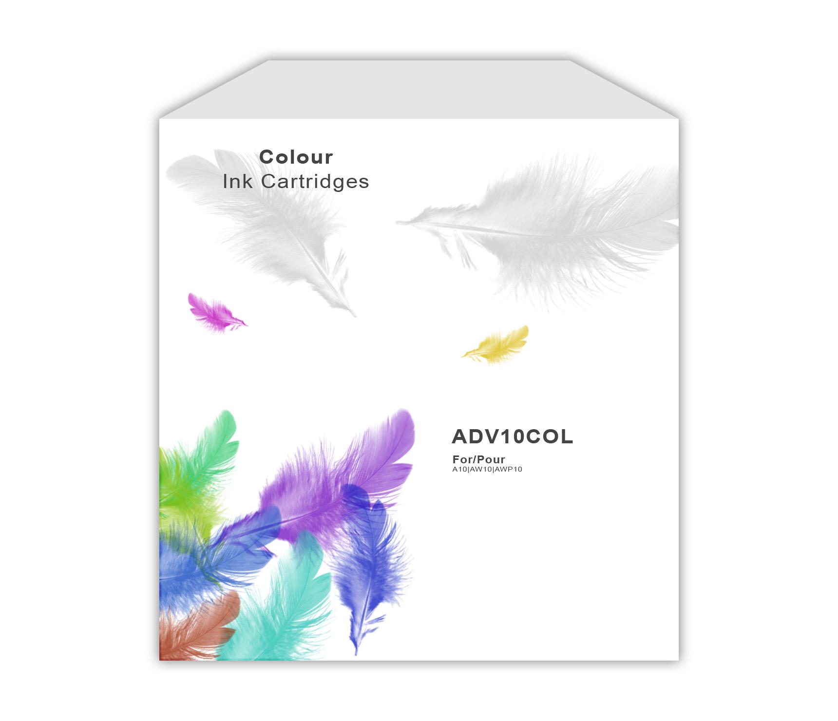 Advent 10 Colour Ink Cartridge