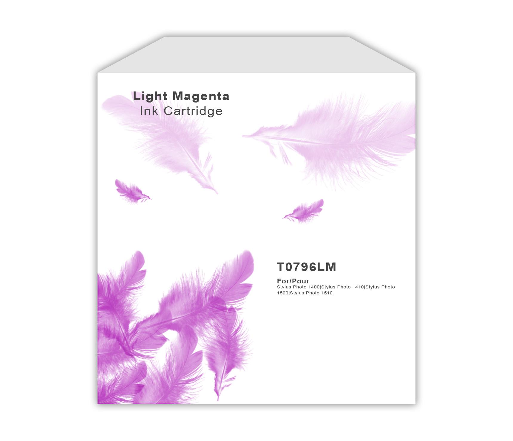 Epson TO796 Light Magenta Ink Cartridge